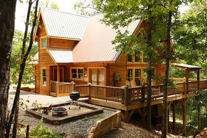 deer crossing helen ga cabin rentals cedar creek cabin ForHelen Luxury Cabin Rentals