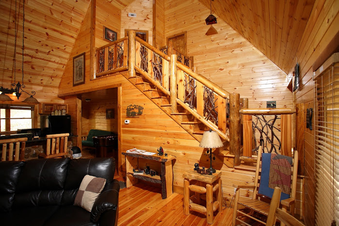 Deer Crossing Helen Ga Cabin Rentals Cedar Creek Cabin