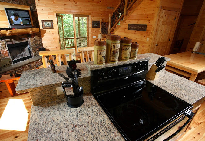 Cook in Style. Open Kitchen.