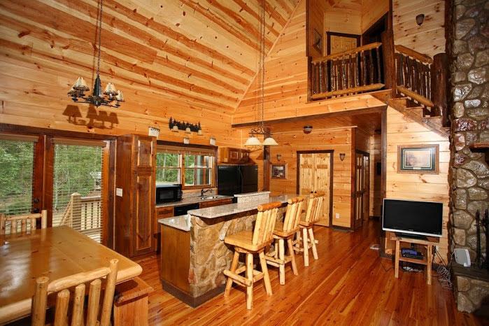 Oak Hill Helen Ga Cabin Rentals Cedar Creek Cabin