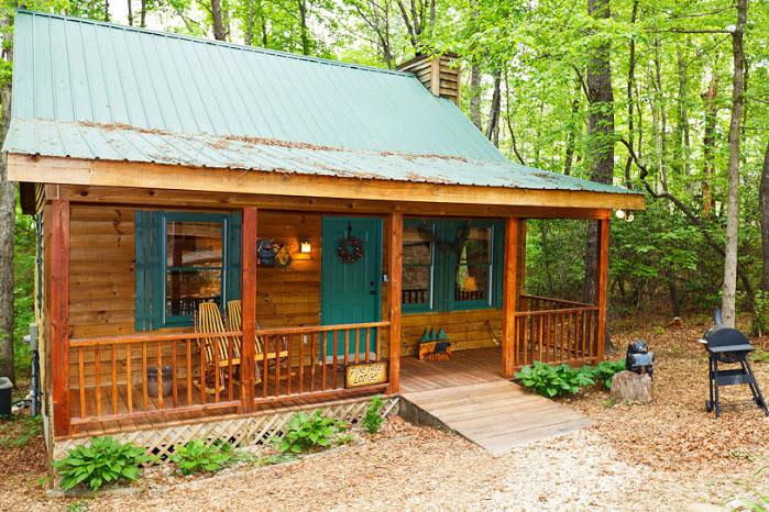 Pinetree lodge helen ga cabin rentals cedar creek for Helen luxury cabin rentals