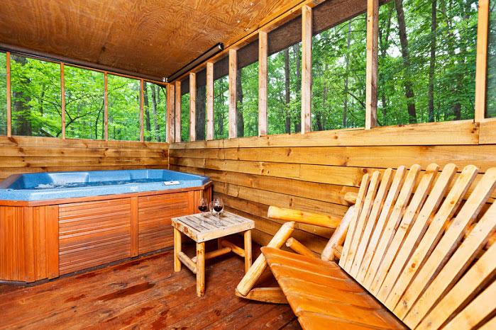 Pinetree Lodge Helen Ga Cabin Rentals Cedar Creek