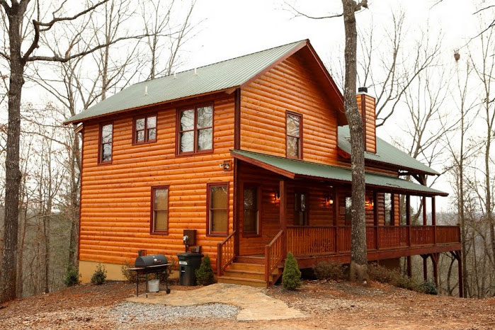 river wilds helen ga cabin rentals cedar creek cabin