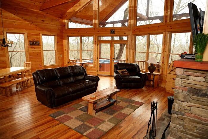 River Wilds Helen Ga Cabin Rentals Cedar Creek Cabin