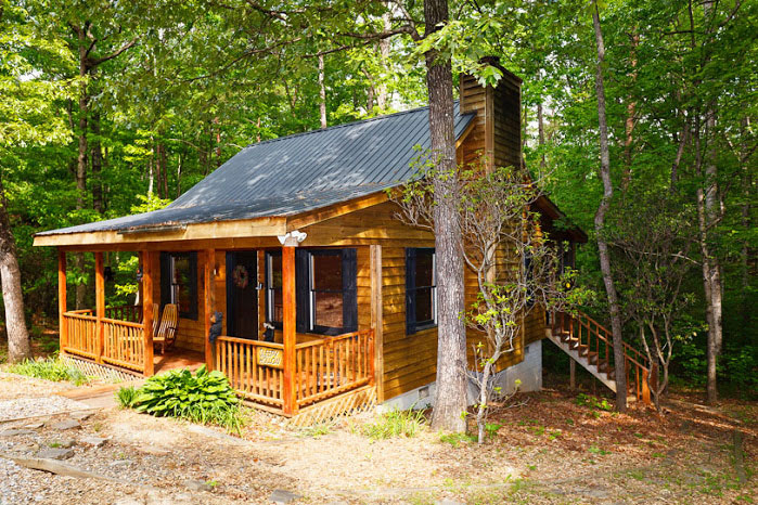 1 Bedroom Cabin Rentals In Helen Ga
