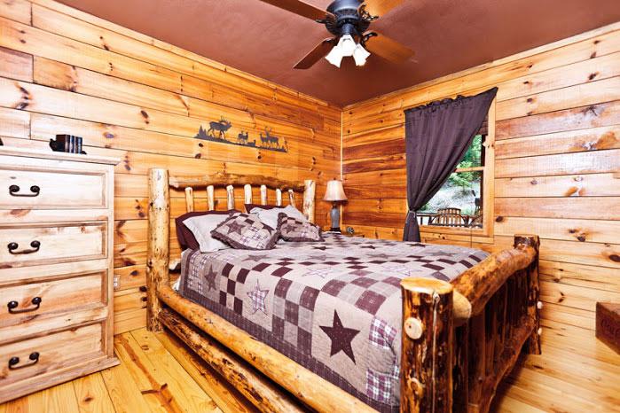 Real log beds