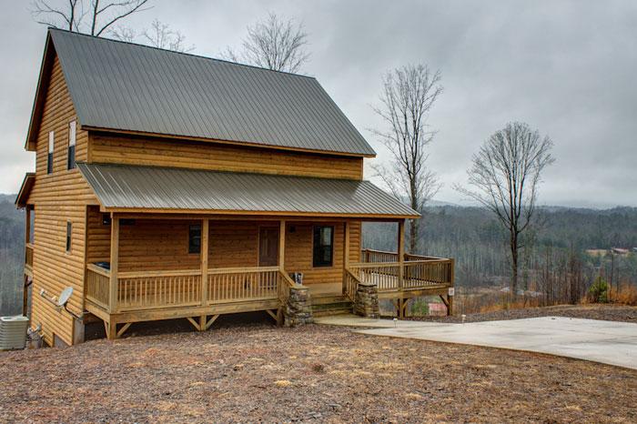 Starlight helen ga cabin rentals cedar creek cabin for Helen luxury cabin rentals