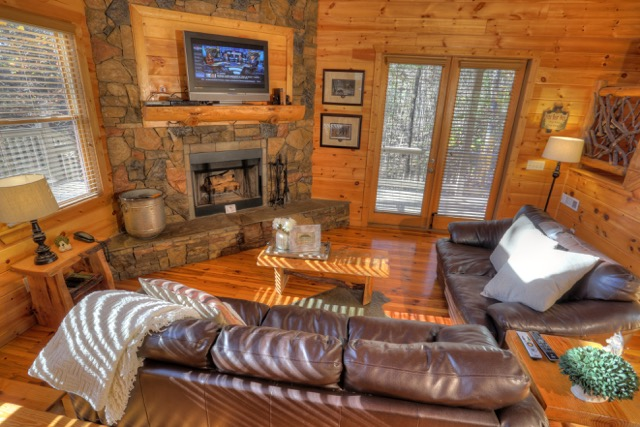 Well appointed Living Area