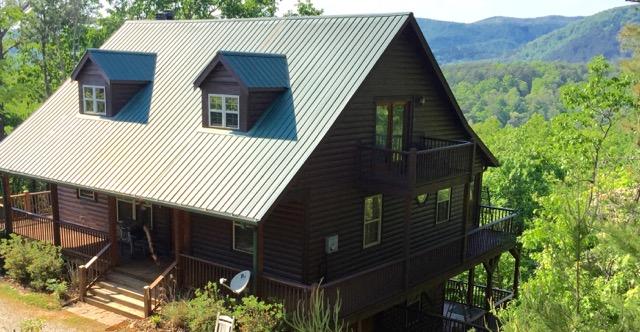 Summit Helen Ga Cabin Rentals Cedar Creek Cabin