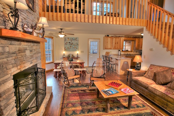 Large Cabin Rentals In Georgia Family Reunions Large Groups